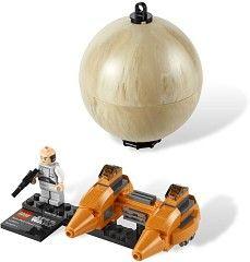 LEGO Star Wars Planets 9678 Twin Pod Cloud Car Bespin RARE BNIB BARGAIN GOG