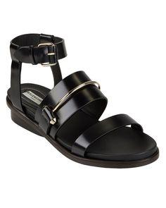 Balenciaga Pierce Ankle-Strap Sandals | LuckyShops