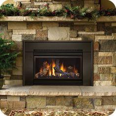 Fireplace from Improve Canada vendor GM Air 121 Inc.