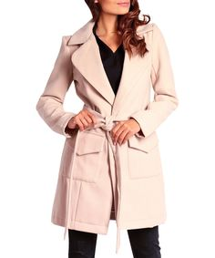 Signup with this invite address to earn you and your friends £10 off https://secretsales.com/invitations/detail/Beige-wool--cashmere-blend-coat-1434423?invite=11388857