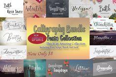 Creative Fonts, Cool Fonts, New Fonts, Simple Fonts, Elegant Fonts, Modern Fonts, Calligraphy Fonts, Typography Fonts, Font Logo
