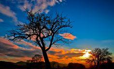New free stock photo of landscape nature sky - Stock Photo