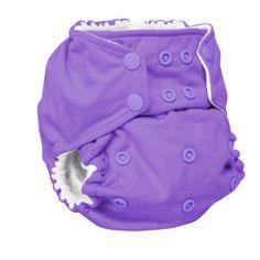 Rumparooz One size pocket diaper in amethyst. I LUUURVVV purple