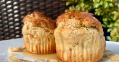The healthy banana bread breakfast muffin recipe that takes 15 minutes to cook - Surrey Live Super Healthy Banana Bread, Healthy Cinnamon Rolls, Make Banana Bread, Banana Bread Recipes, Muffin Recipes, Banana Bread Muffins, Breakfast Muffins, Breakfast Recipes, Breakfast Ideas