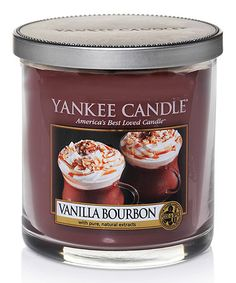 Another great find on #zulily! Vanilla Bourbon 7-Oz. Tumbler Candle #zulilyfinds