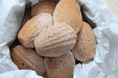 Recipe: Raspberry Madeleines (Madeleines aux Framboises)