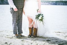 We tie the knot a little differently in Maine. Congratulations to the happy… Wedding Stuff, Wedding Ideas, Tie The Knots, Big Day, Maine, Congratulations, Weddings, Couples, Happy