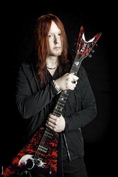 "Dean Razorback - ""Bloody Tyrant"" Michael Amott's custom Guitar (Arch Enemy)"