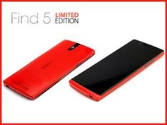 Limited Edition Red Find5 Giveaway from Oppo