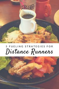 "Nutrition, hydration, and running can be a difficult dance to learn. There's the pre-workout fueling, the ""fueling on the run,"" post-run replenishment, and then the rest of the day. But, like anything, the more you do it, the easier it becomes. Fueling strategies don't need to be complicated. Just follow some basic guidelines and you'll be good to go. -Running on Happy"