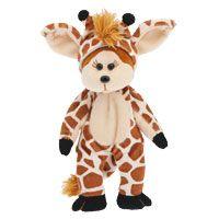 Gemma the Giraffe Bear