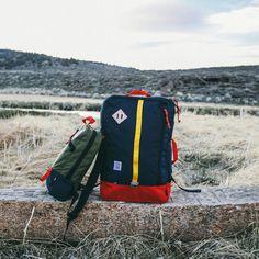 Topo Designs Travel Bag.
