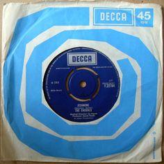 £0.99 Auction  The Casuals - Jesamine / I've Got Something Too - Decca F.22784 - 1C/1C