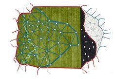 TOPOGRAPHIE IMAGINAIRE #rugs