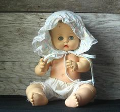 Effanbee Doll  Sister, do you still have yours?
