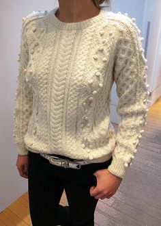 Isabel Marant-Obsessed with this sweater!