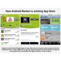 cool Android Market Apps, android market apps rewarms android market still half baked next to iphone app store 800x600