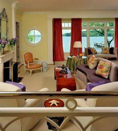 Mercer House traditional-living-room