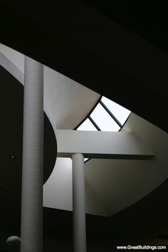 In the Pacific Northwest you can experience Aalto's work at the Mount Angel Library in Oregon. A fun road trip for any Architect! Contemporary Architecture, Amazing Architecture, Building Images, Architectural Elements, Pacific Northwest, New Experience, Oregon, Road Trip, Wall Lights