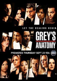 Grey's Anatomy é um drama médico norte-americano exibido no horário nobre da rede ABC. Seu episódio-piloto foi transmitido pela primeira vez em 27 de março de 2005 nos Estados Unidos. O folhetim é protagonizado por Ellen Pompeo, interpretando a Dra. Meredith Grey, residente do fictício hospital cirúrgico Seattle Grace, o mais rígido programa cirúrgico. A série é focada nela e seus colegas, também internos mostrando suas vidas amorosas e as dificuldades pelas quais passam no trabalho.