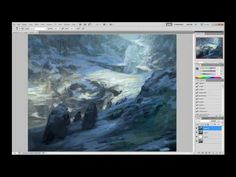 Part 1: Digital Environment Painting with Noah Bradley - YouTube