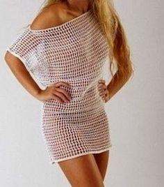 Pretta Crochet: Vestidos
