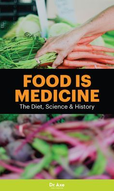 The Diet of Medicinal Foods, Science & History