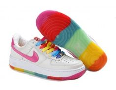 Nike Store. Nike Air Force 1 Low GS Womens Rainbow Outsole - White/Pink - Wholesale & Outlet    Discount Nike air force 1 low Sneakers sales, Original Nike air force 1 low shoes new arrivals, Cheap Nike air force 1 low outlet, Wholesale Nike air force 1 low store