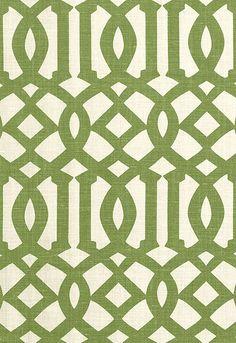 My Fabric Connection - Schumacher Fabric Imperial Trellis Treillage Ivory 2643763, $130.80 (http://www.myfabricconnection.com/schumacher-fabric-imperial-trellis-treillage-ivory-2643763/)