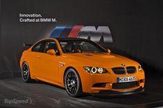 #BMW M3 GTS