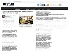 Sympathy Food featured in #UpstartBusinessJournal.  Meal gifts start at $64.99 and can be delivered anywhere in the continental United States. www.SympathyFood.com Sympathy Gifts, Sympathy Gift Basket, Memorial Gifts, Unique Sympathy Gift Ideas.