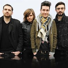 Bastille: Guitarist/Bassist Will Farquarson, Drummer Chris Wood, Lead Vocalist Dan Smith, Keyboardist/Percussionist Kyle Simmons Hey gu. Dan Smith, Bastille Pompeii, Chris Wood, Indie Pop, Fall Out Boy, New Artists, Music Artists, Mixtape, Good Music