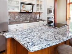Bellingham Quartz Sub For Mediterraneo Apex Marble Tile Engineered Stone