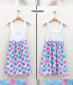 Western Summer Dress TW_83