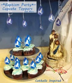 A Baptism Celebration {For Our Lord and Baptism Anniversaries} - Catholic Inspired
