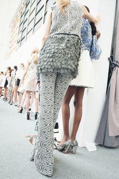 Giambattista Valli Spring 2015 Ready-to-Wear