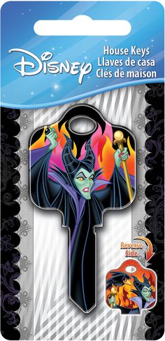 Disney Villains - Maleficent Keys On The Hillman Group