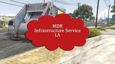Monument Dumpster Rental Infrastructure Service, LA