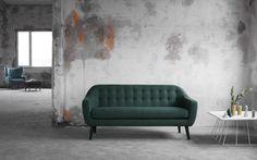 Thea i rå omgivelser. Sofakompagniet | Dansk design - direkte til dig