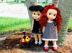 Boo and Princess Merida