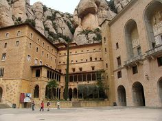 Montserrat - Spain by Sandro Mancuso, via Flickr