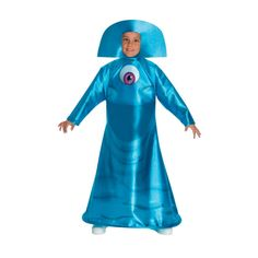 Monster Vs Alien B.O.B. Boys Halloween Costume - Small