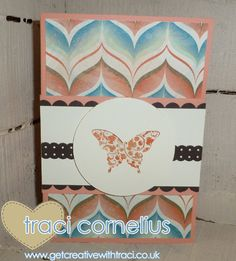 Make a Card set box by Stampin Up Demonstrator Traci Cornelius  www.getcreativewithtraci.co.uk
