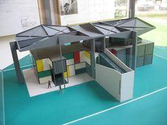 Centre Le Corbusier / Heidi Weber Pavillon Le Corbusier, Chandigarh, Villa Savoye, Building Design, Modern Architecture, Design Projects, Centre, Cool Designs, Museum