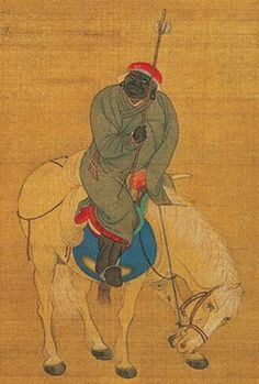 Ancient Black China: The Mongols, Zhou, Ainu, Jomon, and Huns