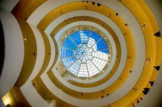 Solomon R. Guggenheim Museum. New York.