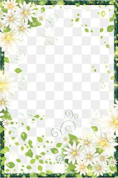 Linda moldura moldura de Flores, Moldura, Photo Frame, Moldura De FloresImagem PNG