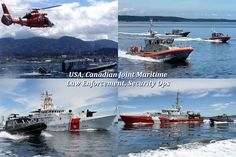 Multiple USA and Canadian partner agencies planned and executed four large-scale interagency, bi-national operations throughout the 2021 summer with the primary goal to deter illicit activities in the region throughout the Puget Sound, San Juan Islands, and Strait of Juan de Fuca. San Juan Islands, Coast Guard, Law Enforcement, Boat, Activities, Summer, Dinghy, Summer Time, Police