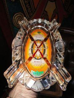 Fuente Fuente  Opus X Ltd Edition Cigar Ashtray  Serial No. A365 / 1000