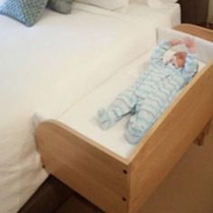 Baby Bunk Co-Sleeper